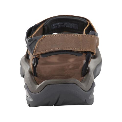 Photos De Vente À Bas Prix Sortie À Vendre Teva Terra Fi 4 Leather - Sandales Homme - marron sur campz.fr ! aGLw3FMK